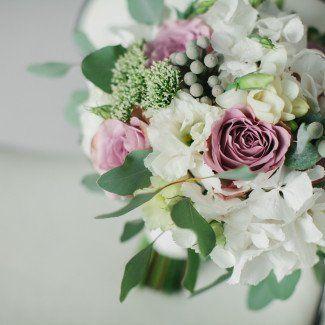 свадебные букеты с пионами - Love Story
