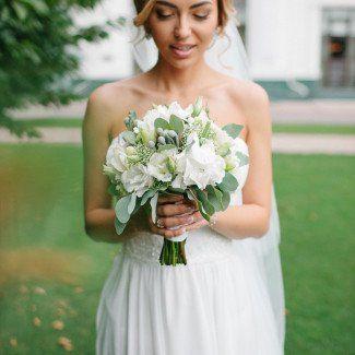 свадебные букеты одесса - Лав Стори