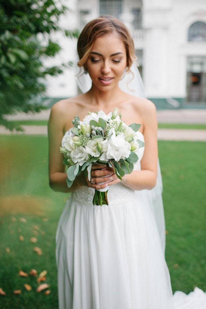 Цветы заказ, одесса свадебный букет