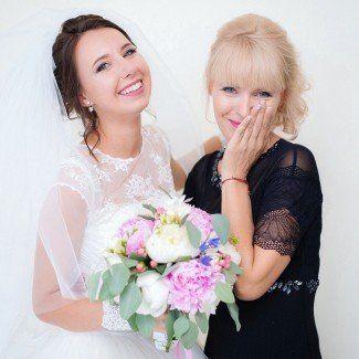 свадебный букет - студия стильных свадеб Love Story