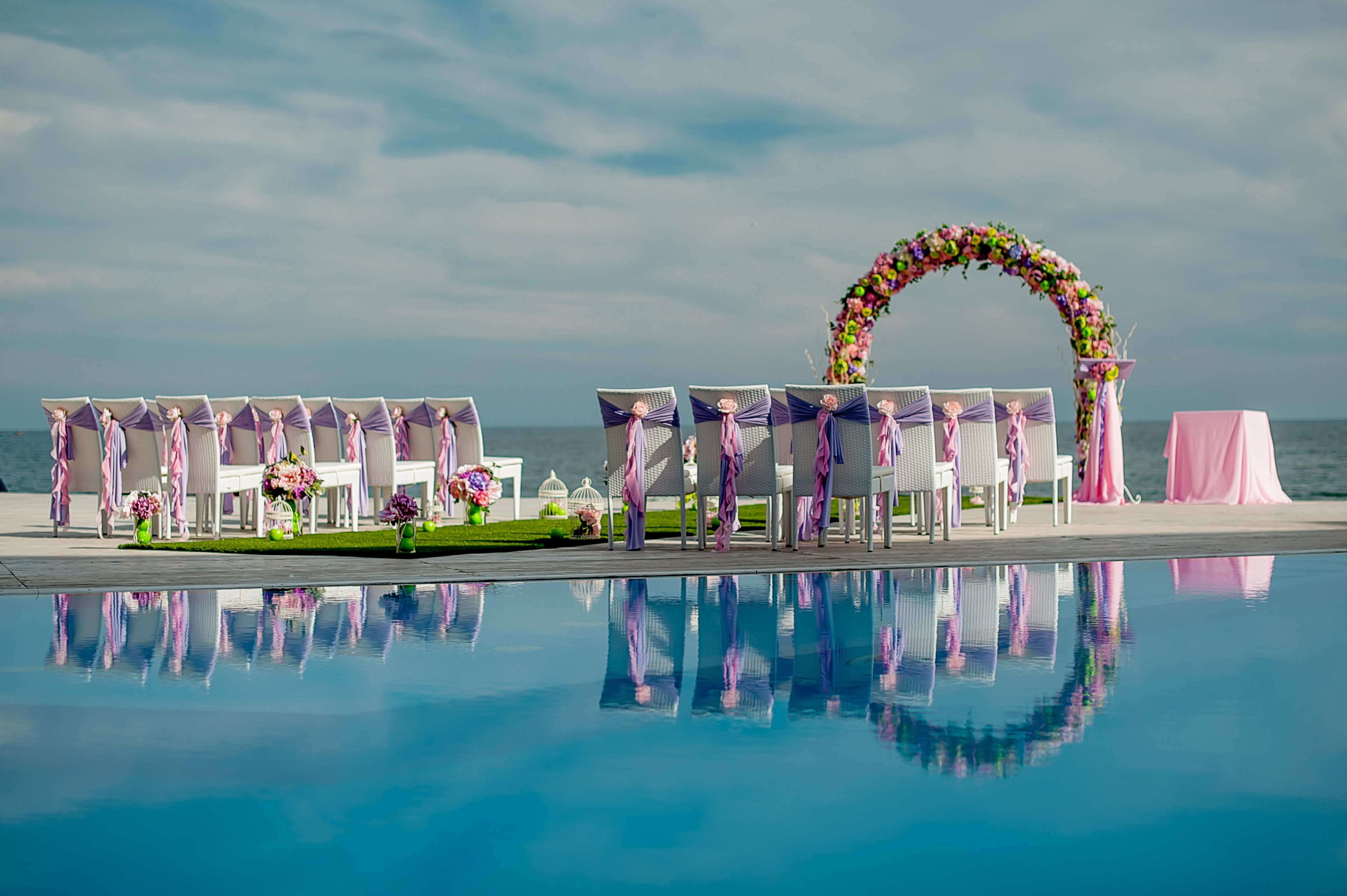 место для свадьбы - Лав Стори