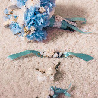свадебный букет фото - Лав Стори