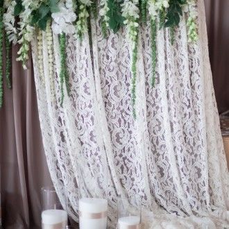 цветочные композиции в оформлении свадеб