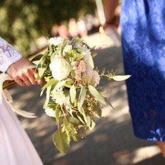 зимние свадебные букеты - студия стильных свадеб Love Story