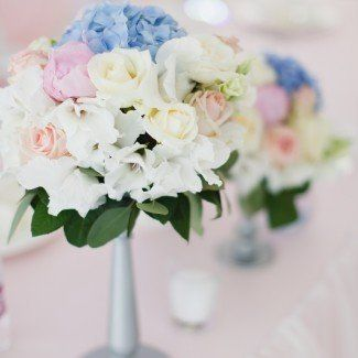 декорирование свадьбы цветами Одесса