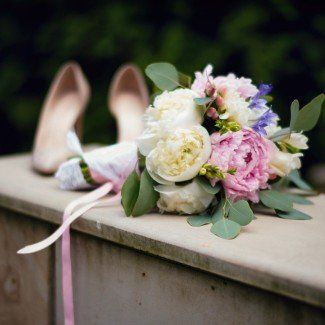 свадебные букеты - Love Story