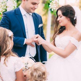 выездная церемония одесса цена - студия стильных свадеб Love Story