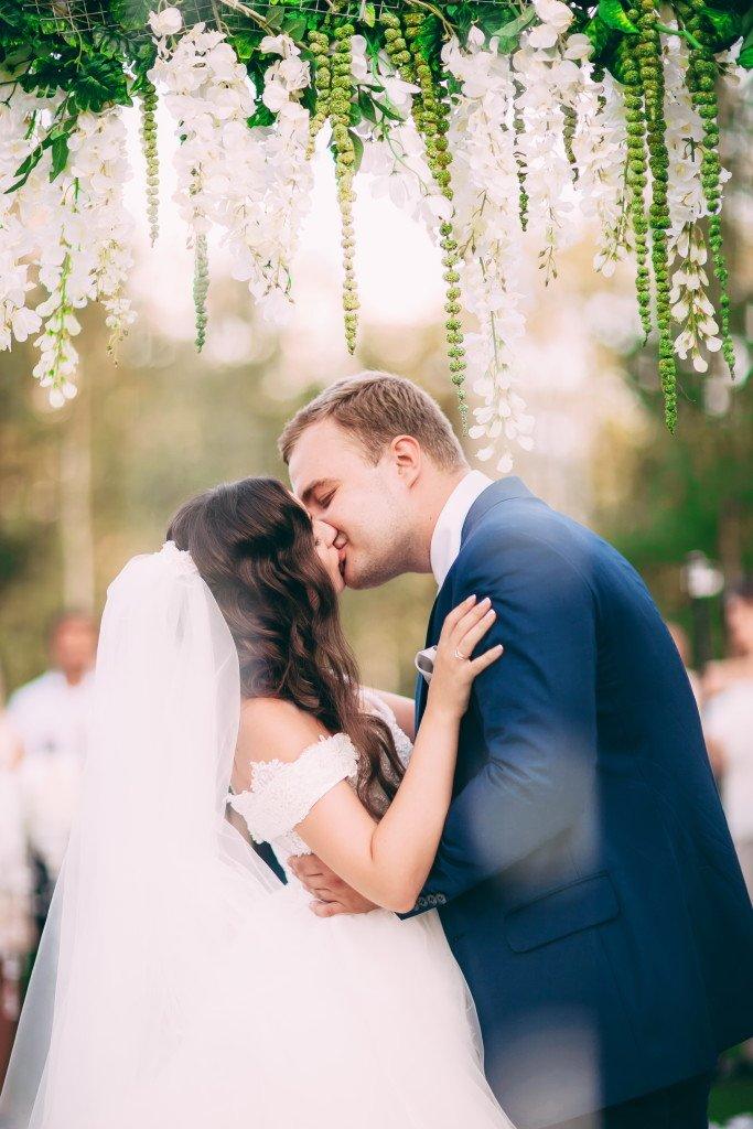 выездная церемония свадьбы - Лав Стори