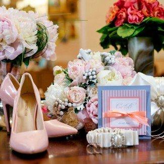Милые свадебные пригласительные - Love Story