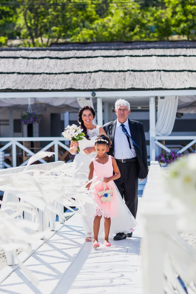заказать выездную церемонию в одессе - студия стильных свадеб Love Story