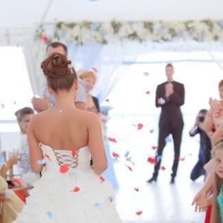 церемония свадьбы - студия стильных свадеб Love Story