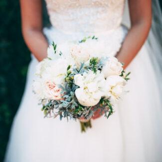 свадебные букеты в одессе - Love Story
