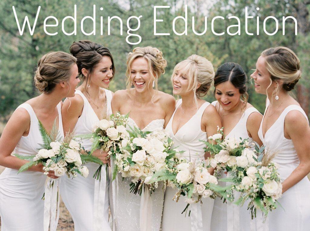 wedding education